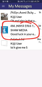 ****Beware of Shaw Scam!!!****