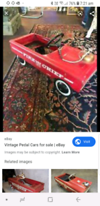Wanted vintage pedal car Wattle Grove Kalamunda Area Preview