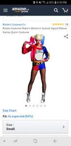 Harley quinn Halloween costume XL