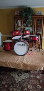 16 inch junior drum set