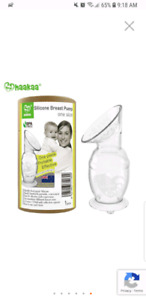 ISO Haakaa silicone breast pump