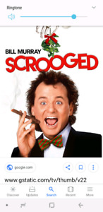 Wanted- Scrooged on dvd