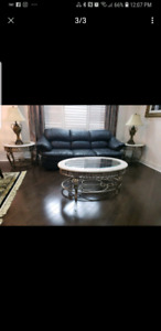 Marble Coffee table 3 piece  set