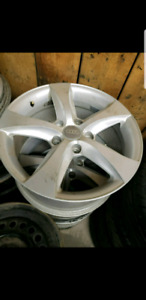 "Audi 18"" style wheels mags roues"