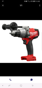 Milwaukee M18 fuel 1/2 brushless Hammer drill Drive