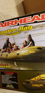 Inflatable new AirHead boat