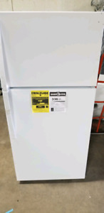"WHIRLPOOL 28"" TOP MOUNT REFRIGERATOR"