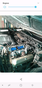 Olds 350 with rare 77 -76 factoy 5 speed trans