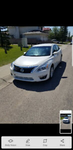 2015 NISSAN ALTIMA FOR SALE LOW KM