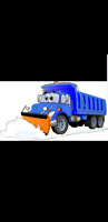 All snow removal services call Nick 9022203015