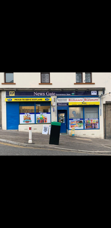 Newsagent shop leased for sale | in Dundee | Gumtree
