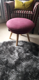 Footstool as new