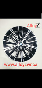 """BMW 18"""" 19"""" & 20"""" OEM RESISTENCE HIGH QUALITY WHEELS MAGS NEW"""