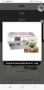 Living world deluxe cage xl
