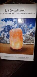 Himalayan Salt Lamp (Brand New)