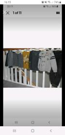 Boys 11 piece bundle. Next Clothes 3-4 years Excellent condition