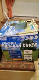 Maypole caravan cover (new)