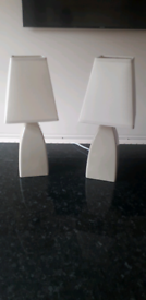 Bed side Touch Lamps