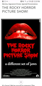 The Zoetic - Rocky Horror Picture Show- OCT 27 7PM SOLD OUT SHOW