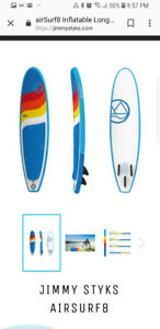 Childrens Inflatable paddle Boad