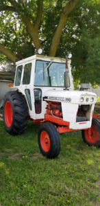 Tractor for Sale - David Brown - CASE - 990
