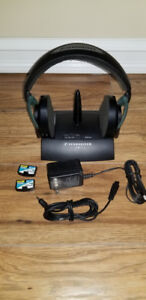 Sennheiser T30 wireless headphones