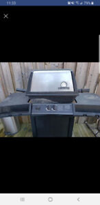 BBQ grill used