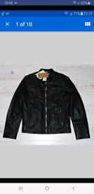 Schott NYC leather jacket NEW
