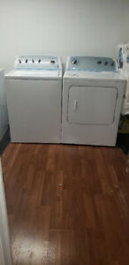 Whirpool Washer and Dryer brand new for sale
