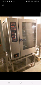 Eloma combi oven