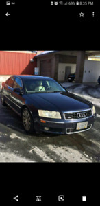 SOLD    $1500   2005 Audi a8
