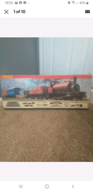 Hornby Industrial Train Set.
