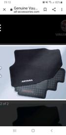 Vauxhall Antara car mats