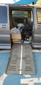 Handicap Van  2007 Chevrolet Uplander side entry for sale
