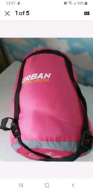 Urban Escape Pink Single Sleeping Bag 🌲