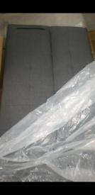 Grey Sofa Bed - New