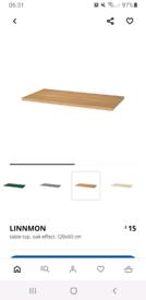 Ikea Linnmon Table top