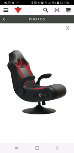Gaming chair x rocker