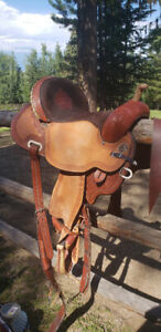 Barely used Saddle for sale