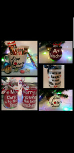 Customize Christmas gifts