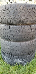 set of winter tire 205/55R16