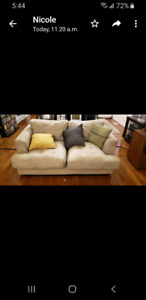 Couch and Love Seats