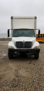 2004 International 40S Straight Truck AS IS