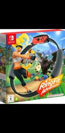 Nintendo Ring Fit Adventure
