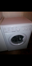 Indesit washing machine 8 kg (delivery)