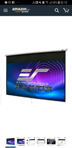 Projection Toile Projecteur Projection Screen Projector Elite Ma