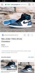 Wanted! Jordan 1 All Start