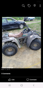 300 | Find New ATVs & Quads for Sale Near Me in Canada | Kijiji