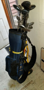 Spalding Golf clubs, used and new, 100$