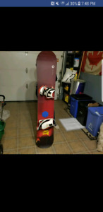 Snowboard bundle